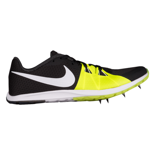 Nike Zoom Rival XC - Men's - Track & Field - Shoes -  Black/White/Volt/Barely Volt