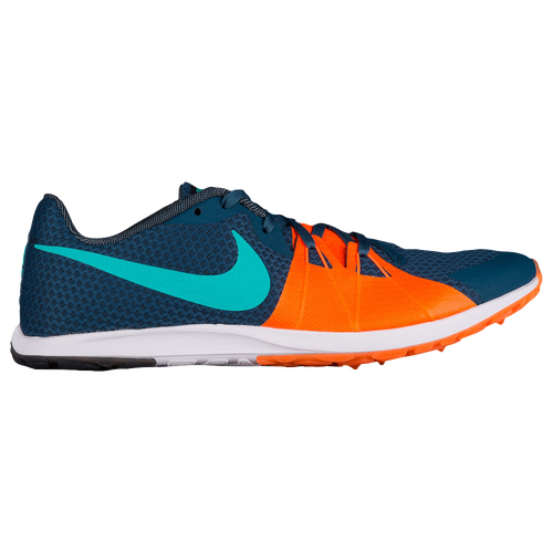 14484fad3e67 Nike Zoom Rival Waffle - Men s - Track   Field - Shoes - Space Blue Clear  Jade Total Orange