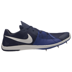 Nike Zoom Forever XC 5 - Men's - Blackened Blue/Phantom/Deep Royal Blue