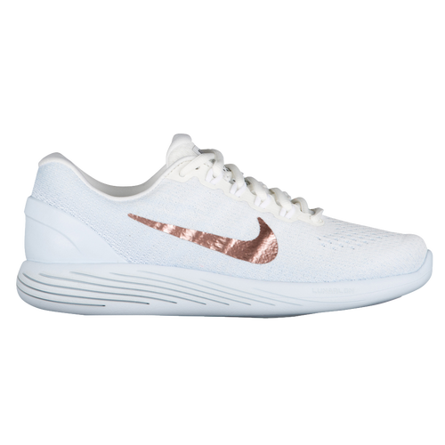 1919734ee6b5 Nike LunarGlide 9 - Women s - Running - Shoes - Pure  Platinum Chrome Glacier Blue