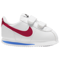 Nike Cortez - Boys' Toddler - White / Red
