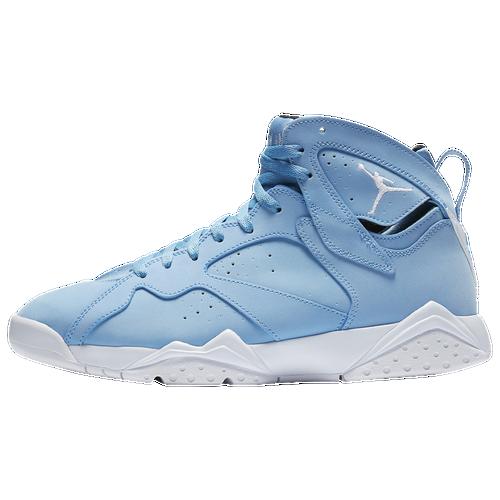 baby blue jordans shoes