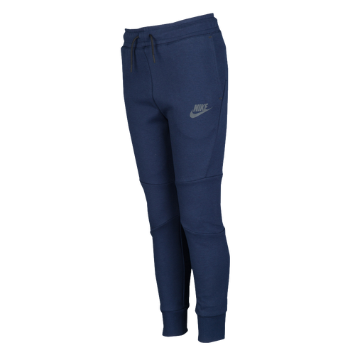 d203170ccaa4 Nike Tech Fleece Pants - Boys  Grade School - Training - Clothing - Obsidian