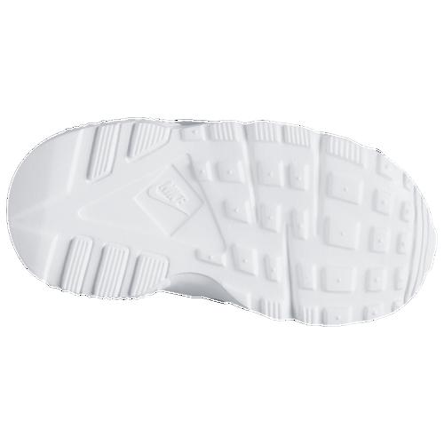 Nike Huarache Run - Girls' Toddler - Nike - Casual - Igloo/Igloo/White | SE