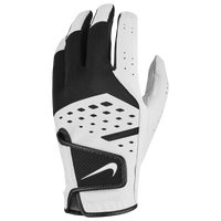 Nike Tech Extreme VII Golf Glove - Men's - White / Black