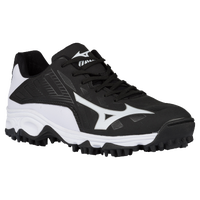 Mizuno 9-Spike Advanced Erupt 3 - Men's - Black / White