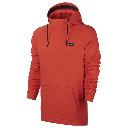 nike modern pull over hoodie men 39 s casual clothing max orange. Black Bedroom Furniture Sets. Home Design Ideas