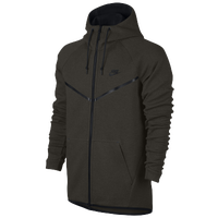 ef335da68b9d Nike Tech Fleece Full Zip Windrunner Jacket - Men s - Grey   Black