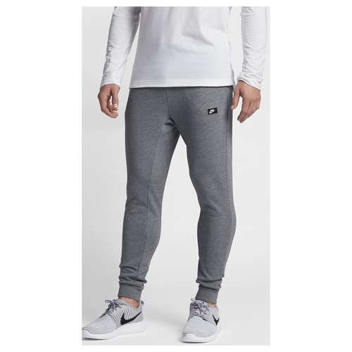 Nike Modern Jogger - Men s - Casual - Clothing - Carbon Heather Dark ... df9f78987