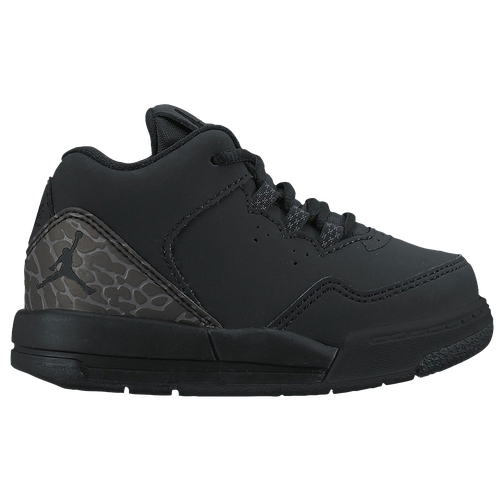 Jordan Flight Origin 2 - Boys' Toddler - Basketball - Shoes -  Black/Black/Dark Grey