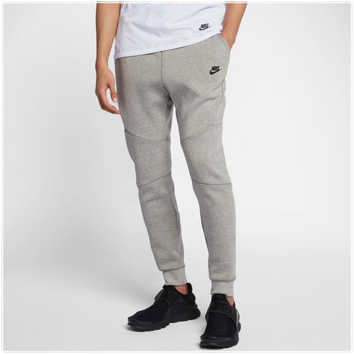 4b14c129c730 Nike Tech Fleece Jogger - Men s - Casual - Clothing - Light Bone Black Black