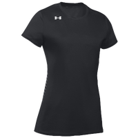 Under Armour Team Endless Power S/S Jersey - Women's - Black / White
