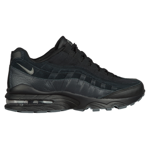 nike air max 95 black and grey