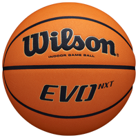 Wilson Team Evolution NXT Game Basketball - Men's - Orange