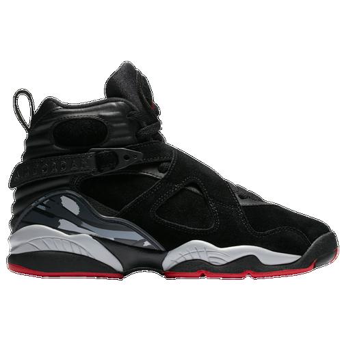 d35ffdf2380 Jordan Retro 8 - Boys  Grade School - Basketball - Shoes - Black Gym ...