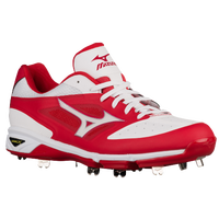 Mizuno Dominant IC - Men's - Red / White