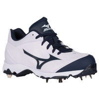 Mizuno 9-Spike Advanced Sweep 3 - Women's - White / Navy