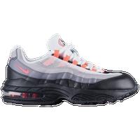 boys' preschool nike air max 95 running shoes nz