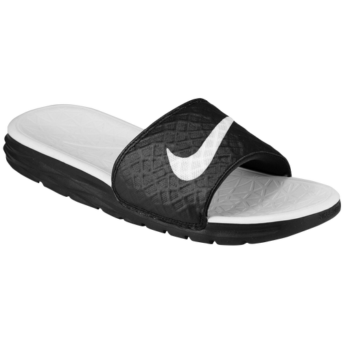 8ab5c17a70adb9 Nike Benassi Solarsoft Slide 2 - Women s - Casual - Shoes - White Fireberry