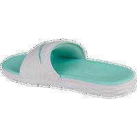 Nike Glisse Blanc Et Bleu vente au rabais vNlJDrArc