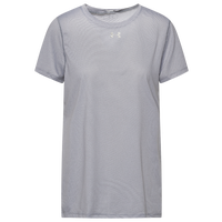 Under Armour Team Team Locker True Twist S/S T-Shirt - Women's - Grey