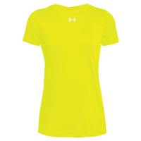 Under Armour Team Locker S/S T-Shirt - Women's - Yellow / Black