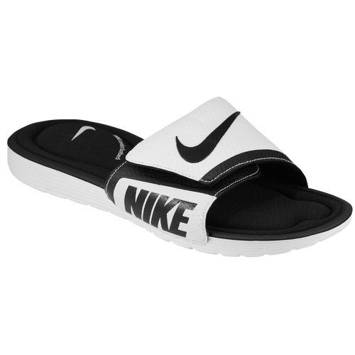 222d474c6 Nike Solarsoft Comfort Slide - Men s - Casual - Shoes - Black Anthracite
