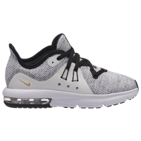 5c9cdb5934 Nike Air Max Sequent 3 - Boys' Preschool - White / Black