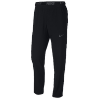 5bf0ea1a89db1 Nike Flex Core Pants - Men s - Training - Clothing - Black Metallic ...