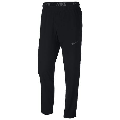82a24653099cc Nike Flex Core Pants - Men s - Training - Clothing - Black Metallic Hematite