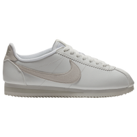 pick up 7280d 7e28a ... nike classic cortez premium womens all white white