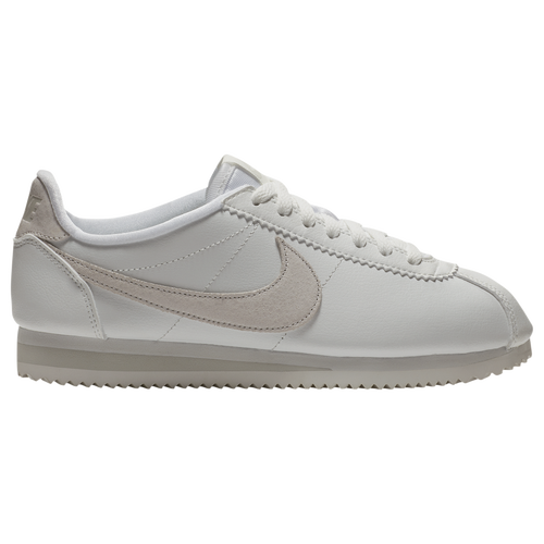 online store 4b20a 96cbf Nike Classic Cortez - Women s - Running - Shoes - Summit White Metallic  Summit White Light Bone