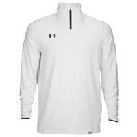 Under Armour Team Knit 1/4 Zip - Men's - White