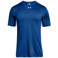 Under Armour Team Locker 2.0 S/S T-Shirt - Men's - Blue / Silver