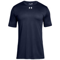 Under Armour Team Locker 2.0 S/S T-Shirt - Men's - Navy / Silver