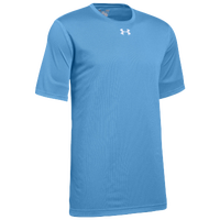 Under Armour Team Locker 2.0 S/S T-Shirt - Men's - Light Blue / White