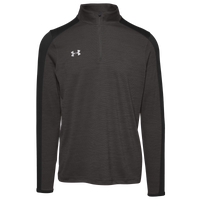 Under Armour Team Novelty Locker 1/4 Zip - Men's - Black