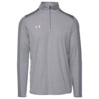 Under Armour Team Novelty Locker 1/4 Zip - Men's - Grey