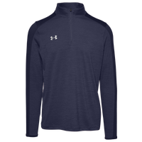 Under Armour Team Novelty Locker 1/4 Zip - Men's - Navy