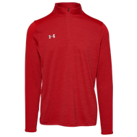 Under Armour Team Novelty Locker 1/4 Zip - Men's - Red