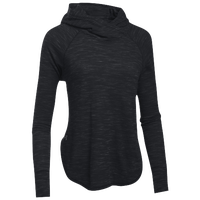 Under Armour Team Stadium Hoodie - Women's - Black / Grey