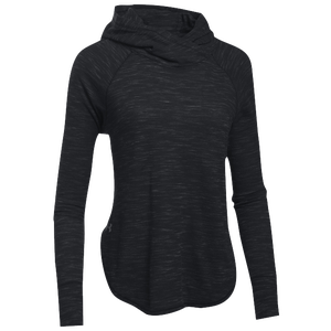 Under Armour Team Stadium Hoodie - Women's - Black/Steel