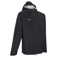 Under Armour Team Storm Rain Jacket - Men's - Black / Grey