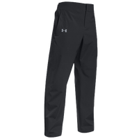 Under Armour Team Storm Rain Pants - Men's - Black / Grey
