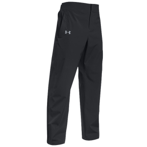 Under Armour Team Storm Rain Pants - Men's - Black/Steel