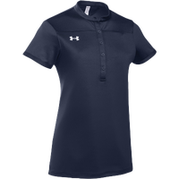 Under Armour Team Drape Tee - Women's - Navy / White