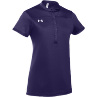 Under Armour Team Drape Tee - Women's - Purple / White