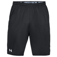 Under Armour Team Raid 2.0 Shorts - Men's - Black / White