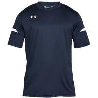 Under Armour Team Golazo 2.0 Jersey - Men's - Navy / White