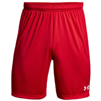 Under Armour Team Golazo 2.0 Shorts - Men's - Red / White